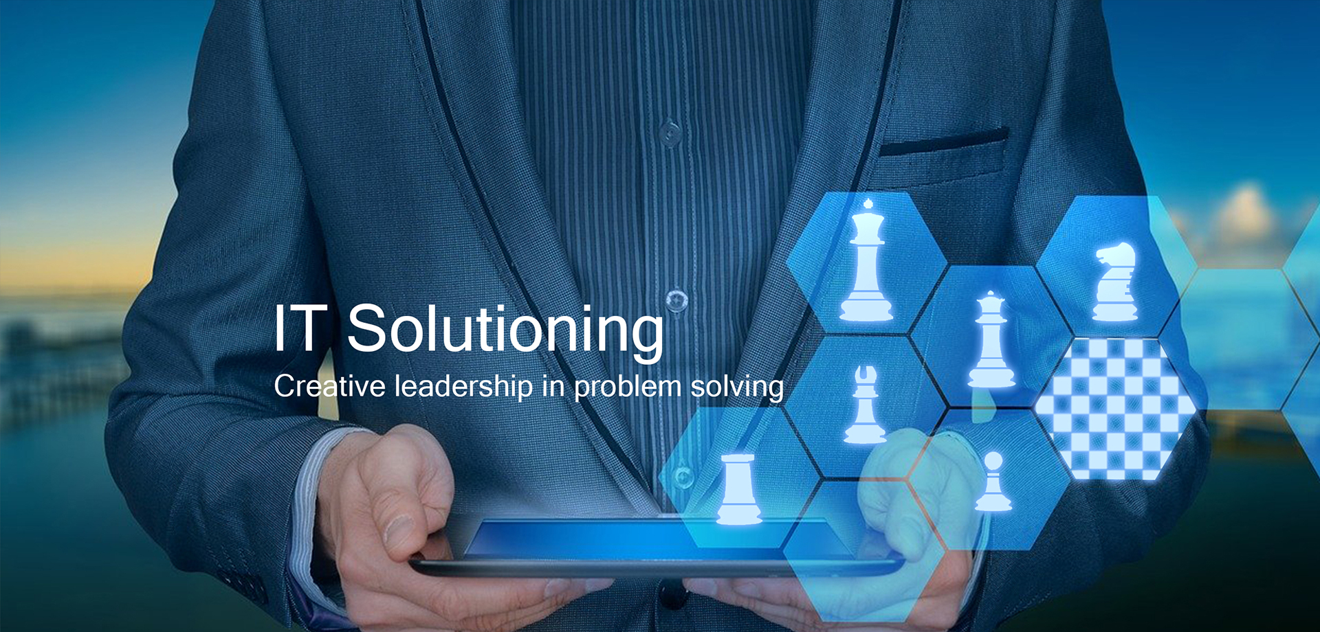 We Provide End-to-End IT Solution